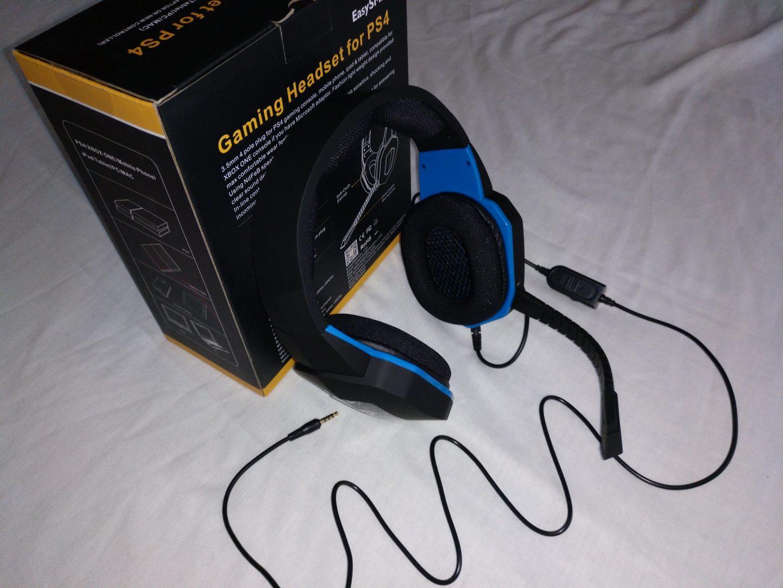 Auriculares Gaming EasySMX ESM939P Review en Español (Análisis completo)