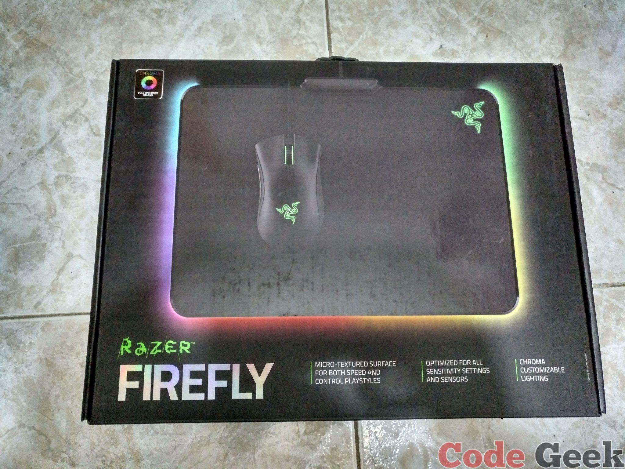 Razer Firefly Review en Español