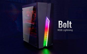 BOLT: la nueva apuesta RGB de Aerocool