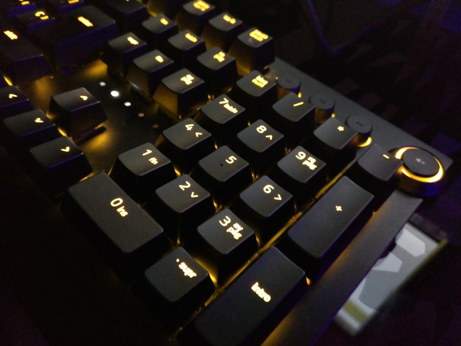 Razer Blackwidow Elite Review en Español