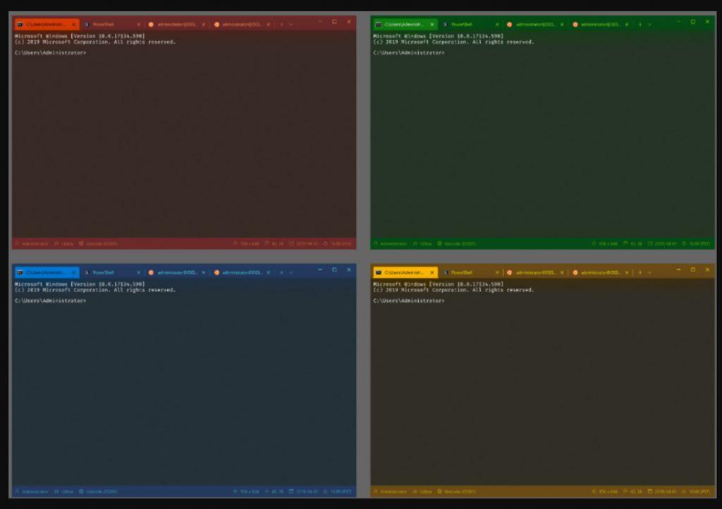Windows Terminal es la nueva consola de Microsoft