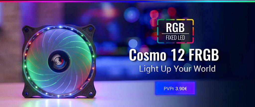 Nuevo Ventilador Cosmo 12