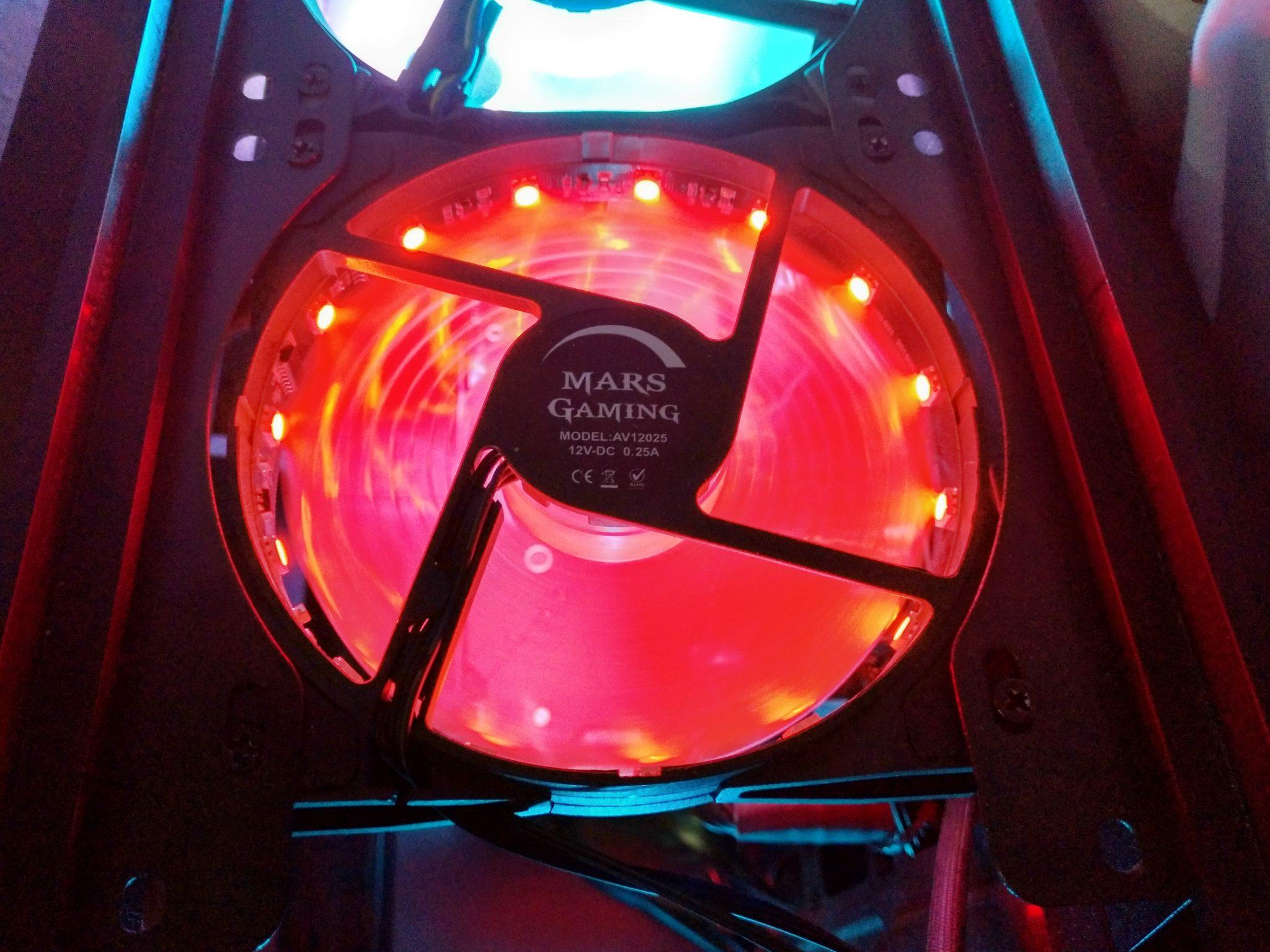 Mars Gaming MFRGB – Review en Español