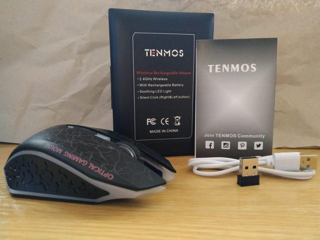 TENMOS K6 Review en Español