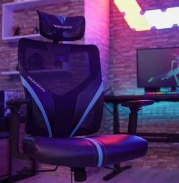 Nueva silla gaming ergonómica YAMA1 de ThunderX3 – Nota de prensa