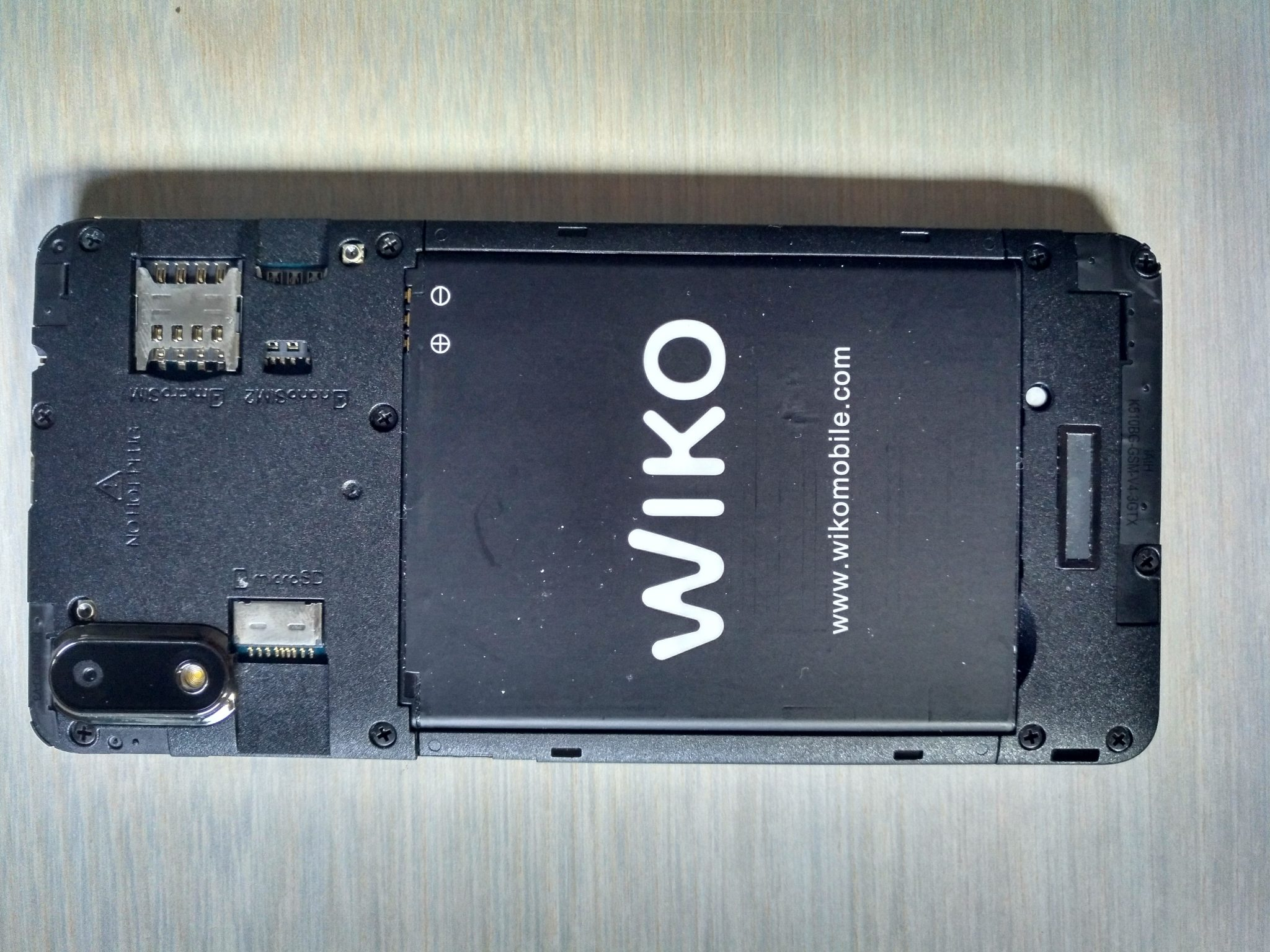 Wiko Y60 - Review