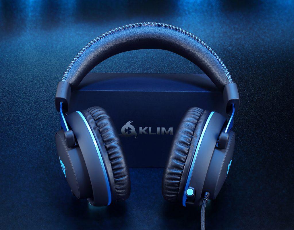 KLIM Rush, la nueva apuesta de auriculares gaming de KLIM