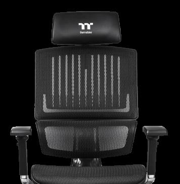 El nuevo Thermaltake ToughDesk 300 con alfombrilla de ratón RGB incorporada y CyberChair E500