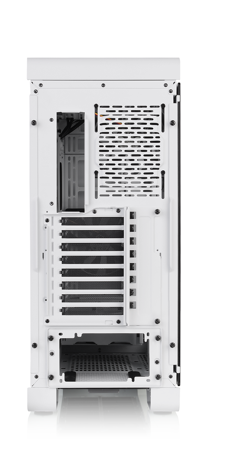 Thermaltake S500 Tempered Glass Snow Edition Mid-Tower Chassis - NdP