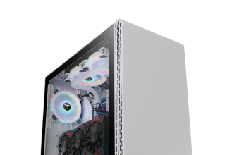 Thermaltake New S300 Tempered Glass Mid-Tower Chassis – NdP