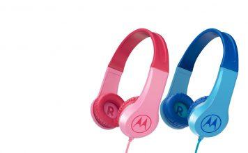 Motorola Squads 200, auriculares seguros, cómodos y resistentes para niños – NdP