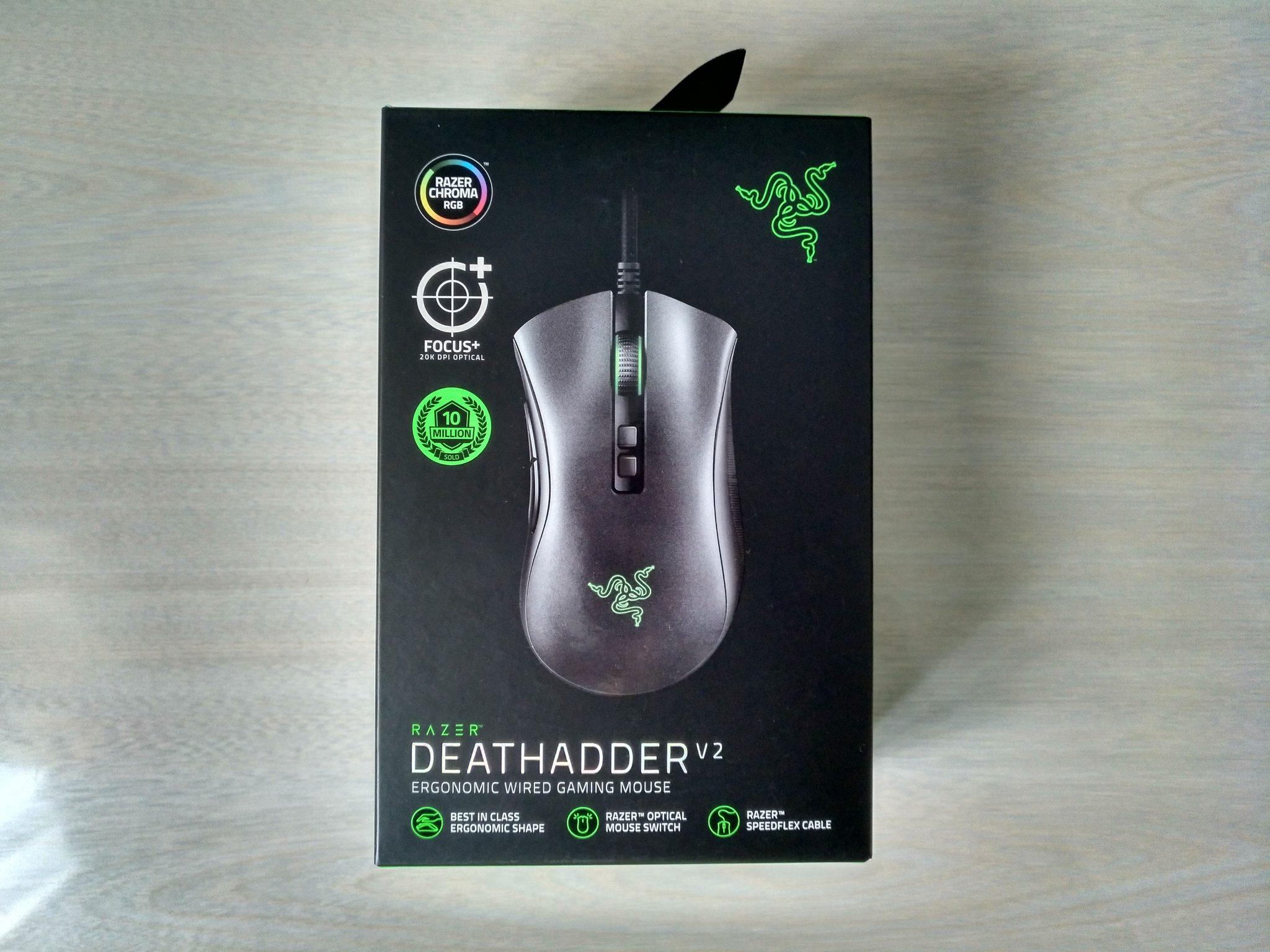Razer™ DeathAdder V2 - Review