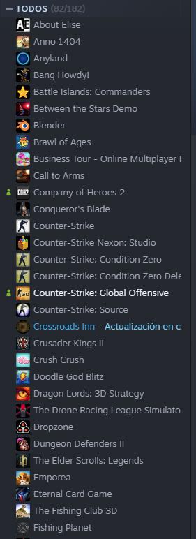 Steam actualiza tus juegos automáticamente si los has jugado en los últimos tres días