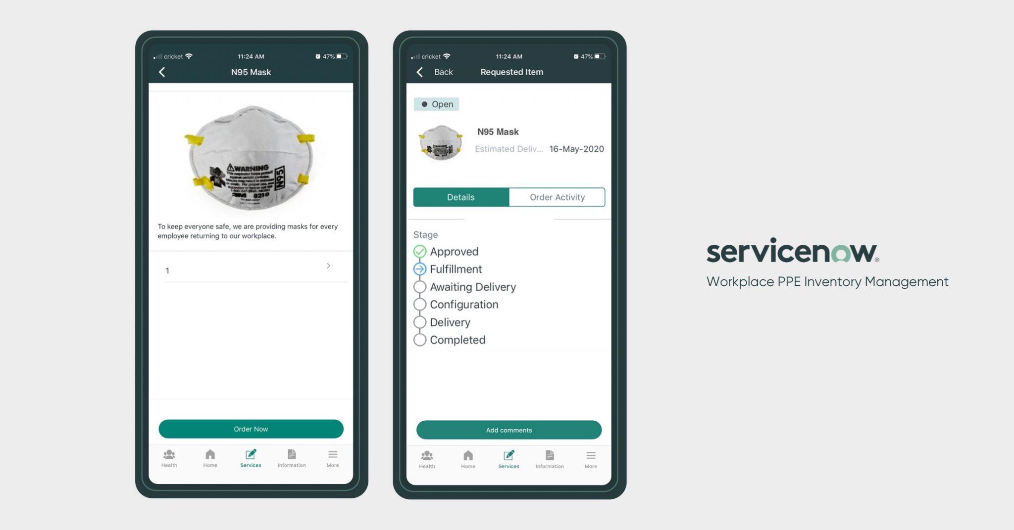 ServiceNow lanza cuatro aplicaciones para ayudar a las empresas a gestionar las fases clave de la reincorporación de los empleados a sus espacios de trabajo en condiciones seguras