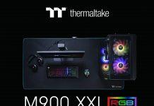Alfombrilla de ratón Thermaltake M900 XXL RGB – NdP