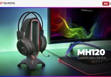 AURICULARES GAMING MH120 Y MH220