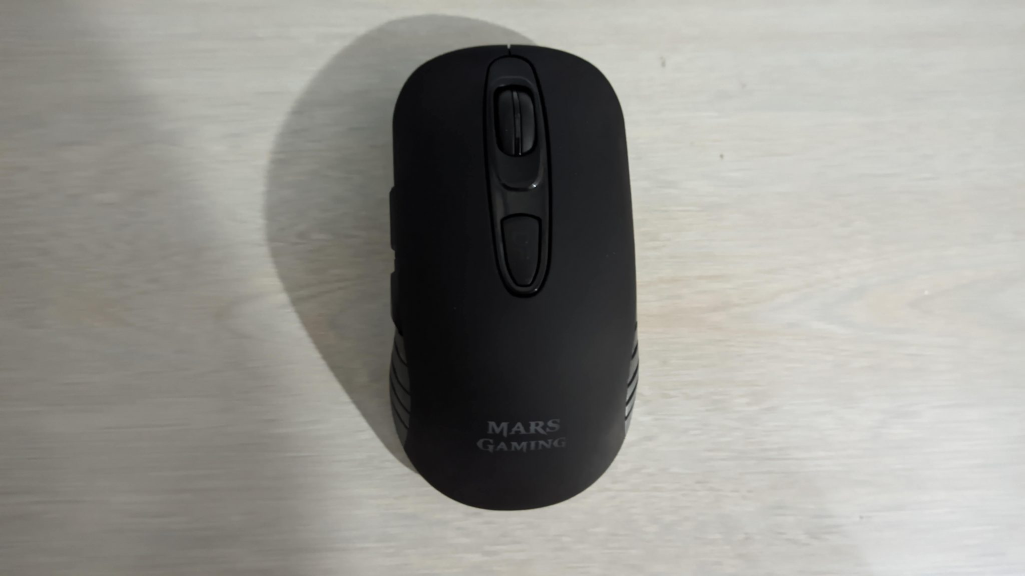 Ratón inalámbrico Mars Gaming MMW2 - Review en Español