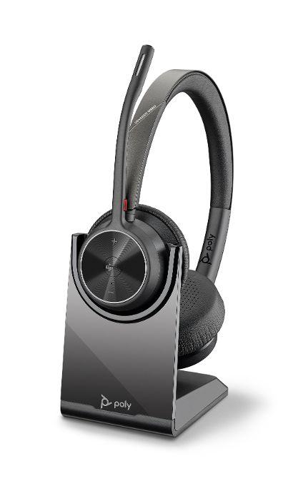 Poly presenta los auriculares Voyager 4300 UC diseñados para las nuevas necesidades del trabajo flexible