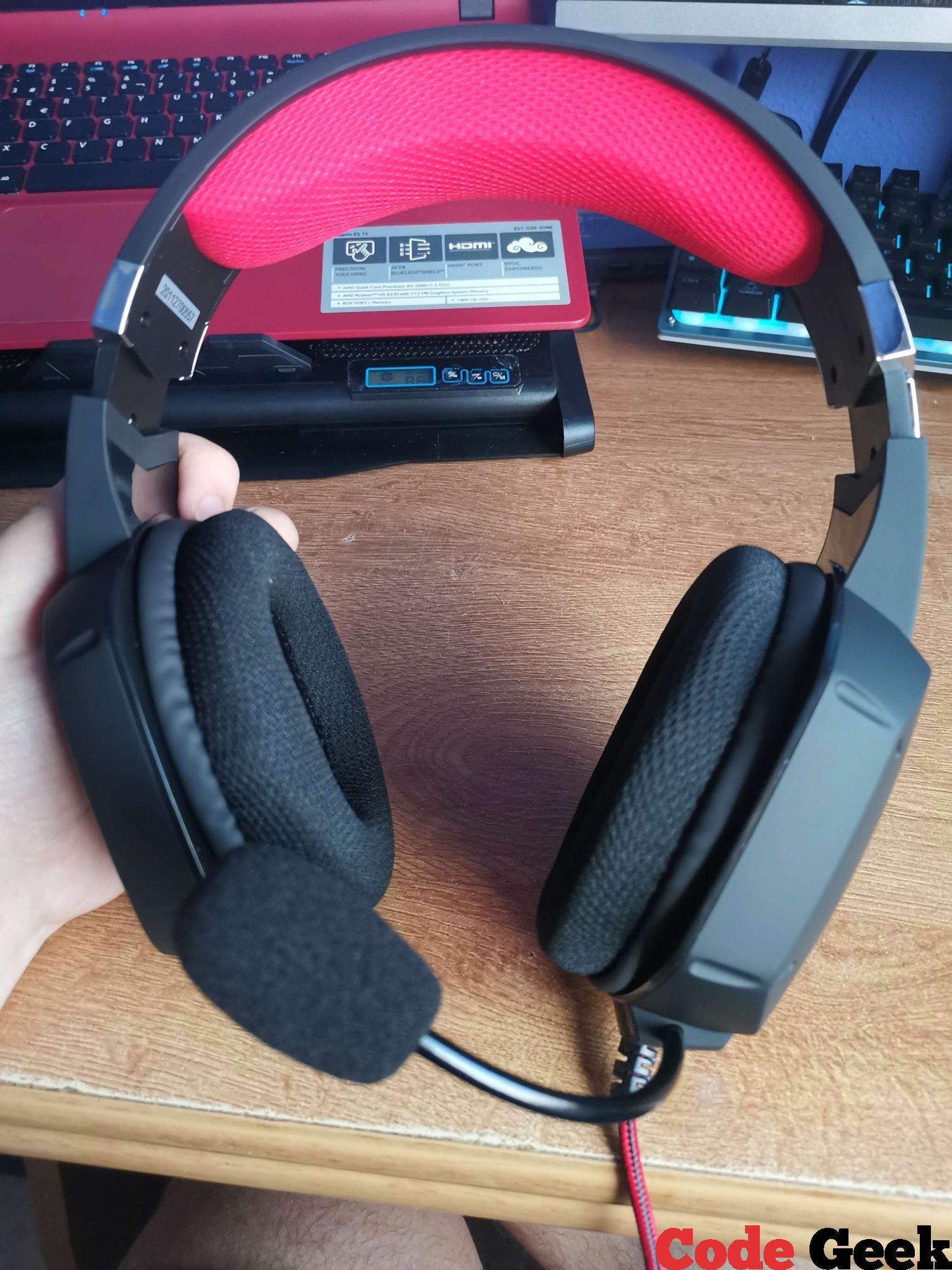 Auriculares Gaming Trust Carus GXT322 – Review en Español