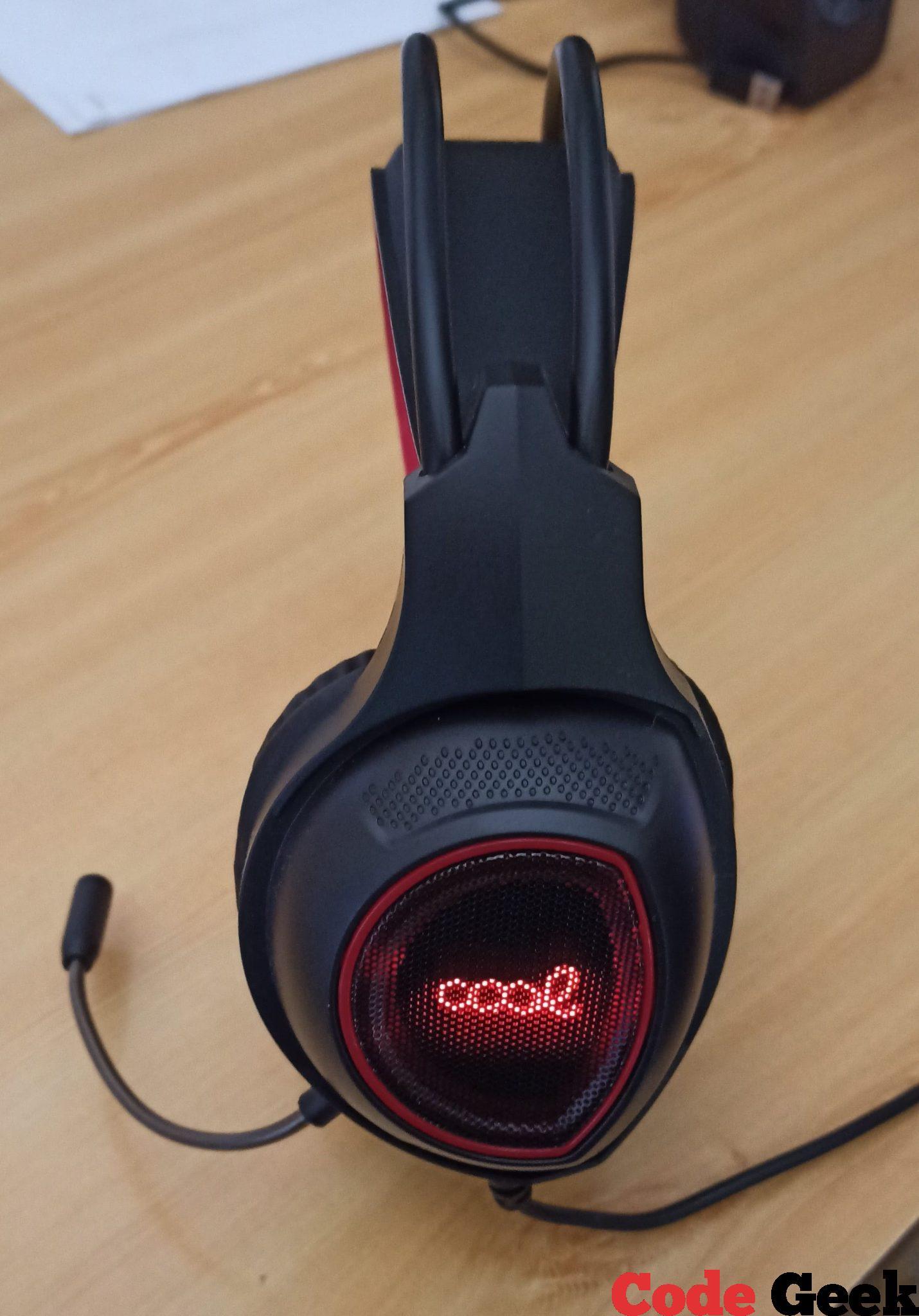 Auriculares Gaming Dakota de COOL Accesorios — Review en Español