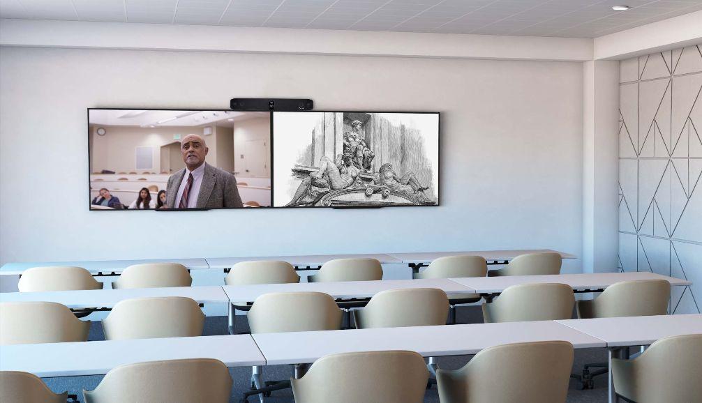 Poly presenta nuevos dispositivos para videoconferencias con la misma calidad de los platós de televisión